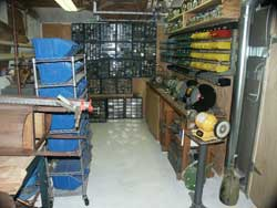 Artisans of the Valley Hardware Storage