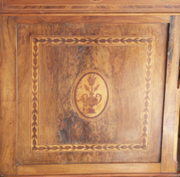 Circa 1780 Italian Chest - Side Panel Fully Restored Powder Post Beetle Damage