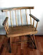 Artisans of the Valley Concise History of American Furniture - Country Chair