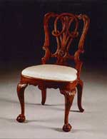 Artisans of the Valley Concise History of American Furniture - Georgian Chair
