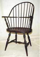Artisans of the Valley Concise History of American Furniture - Country Style PA Dutch Chair